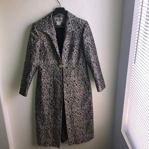 Stella Louise for KB 2Pc Long Skirt Suit Size 10